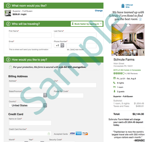 bookingform1-500x478 Online Booking Form Html Code on